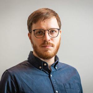 Ylen Pietarin-toimittaja Simo Ortamo