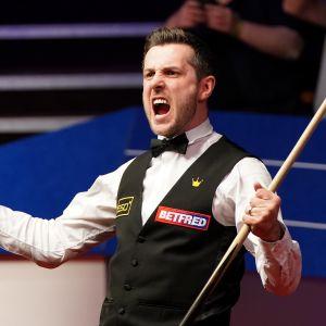 Mark Selby saavutti maanantaina uransa neljännen snookerin maailmanmestaruuden. Hänen aiemmat MM-tittelinsä ovat vuosilta 2014, 2016 ja 2017.