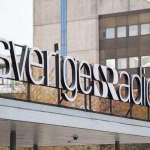 Kyltti Sveriges Radio.