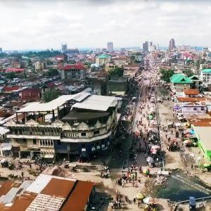 Kinshasa.