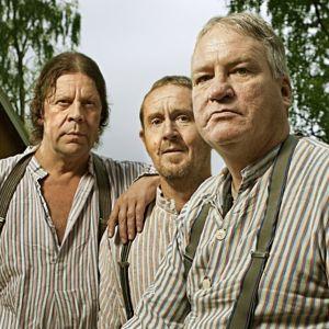 Pate Mustajärvi, Jukka Leisti ja Ilpo Hakala