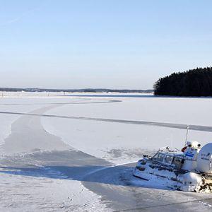 Jarmo Vehkakoski lähetti Yle Turun toimitukseen kuvan Taalintehtaalta.