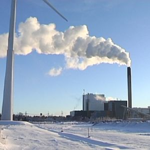 Tahkoluodon kivihiilivoimalaitos.