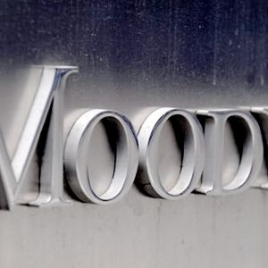 Moody's:in kyltti.