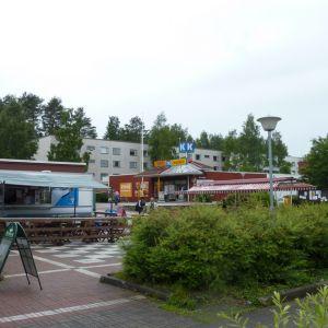 Vuorelan tori kesällä 2011.