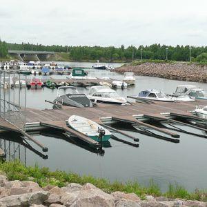Ounaspaviljonki Rovaniemellä