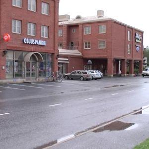 Sepänkylän kuntakeskusta halutaan kehittää ja laajentaa.