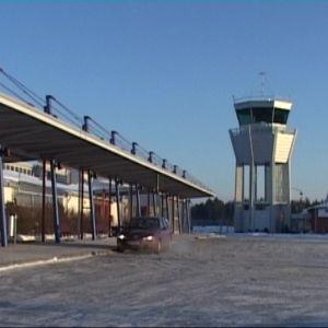 Joensuun lentoasema