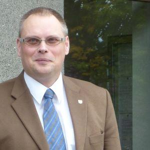 Jämsän kaupunginjohtaja Ilkka Salminen