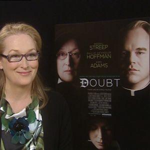 Meryl Streepin kuva haastattelusta