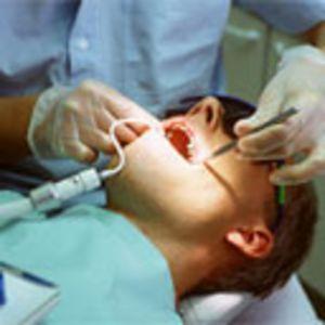 hammaslääkärin tuolissa