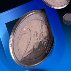 Kahden euron kolikko