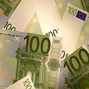 Euroja kuvassa