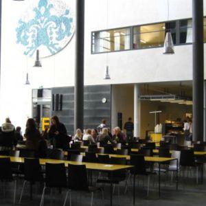 Ruotsinkielinen ammattikorkeakoulu.