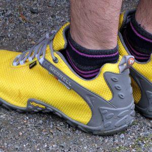 Keltaiset lenkkarit