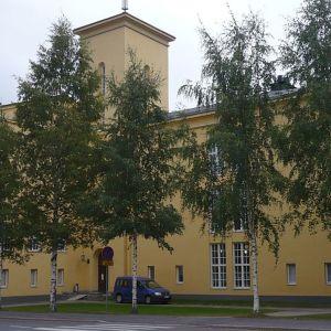 Seminaarin koulun vanha arvorakennus
