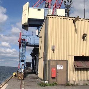 Karhusaaren satama Kristiinankaupungissa