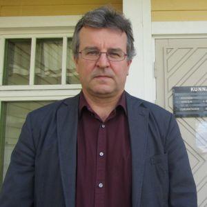 Kunnanjohtaja Kari Kuuramaa, Enonkoski