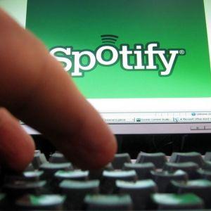 Spotify musiikkipalvelu verkossa