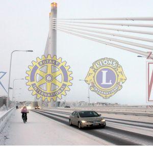jätkänkynttilä ja klubijärjestöjen logot
