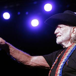 Willie Nelson Wienissä kesäkuussa 2010.