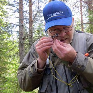 Mawson Oy:n tutkimuspäällikkö Erkki Vanhanen.