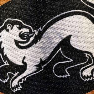 Kärppien logo.
