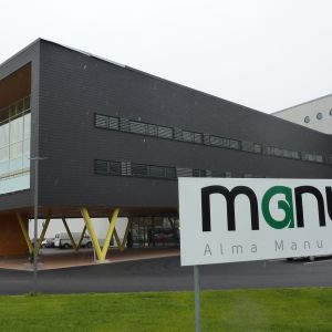 Alma Manun tilat Tampereella