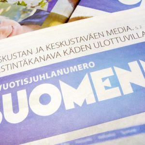 Suomenmaa-lehti vuonna 2013.