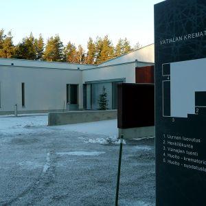 Vatialan krematorio