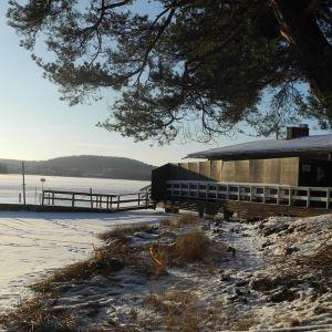Tuomiojärven avantouintipaikka