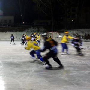 OLS hallitsi välieräsarjan avausta Mikkelissä.