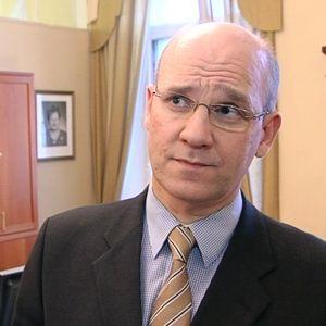 Apulaisoikeuskansleri Mikko Puumalainen.
