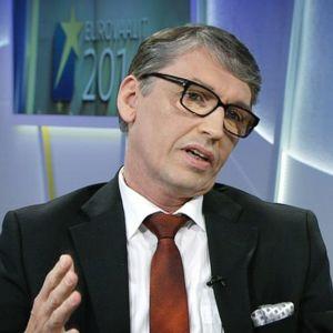 Kristillisdemokraattien varapuheenjohtaja Sauli Ahvenjärvi.