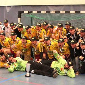 Käsipallon Suomen mestarir 2014.