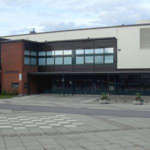 Pataluodon koulu Rantakylässä.