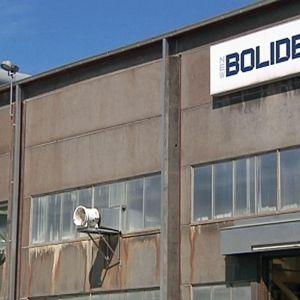 Kuva Bolidenin Kokkolan tehtaalta.