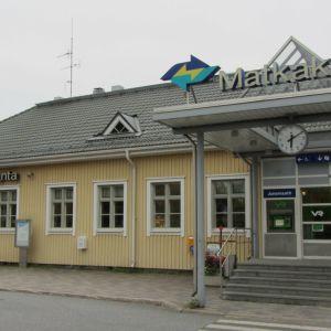 Lappeenrannan rautatieasema