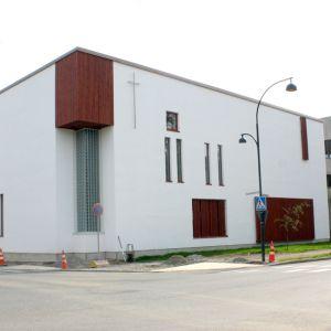 Joensuun seurakuntatalo