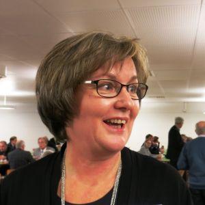 Merja Mäntyniemi kansanedustajaehdokas keskusta