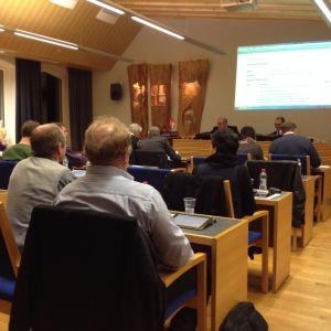 Lieksan valtuusto päättää kuntaliitoksesta Nurmeksen ja Valtimon kanssa.