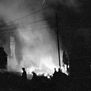 Kajaania pommitettiin talvisodan aikana kaksi kuukautta.