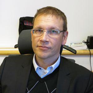 Rovaniemen kaupungin toimialajohtaja Antti Lassila