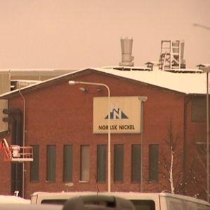 Norilsk Nickelin tehdas, Harjavalta