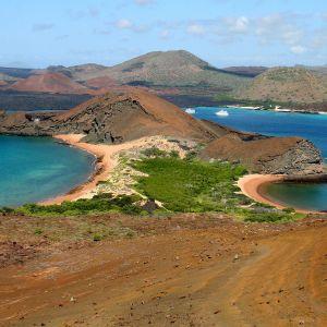 Santa Fen saarta.
