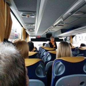 Helsingin turistioppaat ry:n puheenjohtaja Ritva Laaksovirta kertoo, miten Helsingistä tehdään entistä parempi matkailukaupunki.