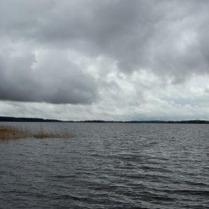 Heponselkä sateisena toukokuun päivänä.