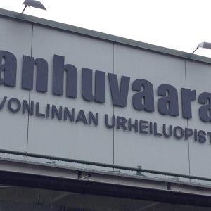 Tanhuvaaran urheiluopisto Savonlinnassa.