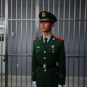 Kuvan vankila sijaitsee Pekingissä