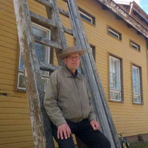 Arto Veteläinen, rakennustarkastaja Kuusamo